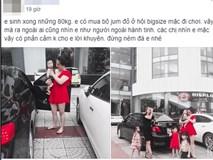 """Mặc váy đỏ sexy ra đường, mẹ bỉm sữa 80kg bị nhìn như """"người ngoài hành tinh"""", hội chị em lại rào rào ủng hộ"""