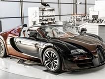 Mỗi lần thay dầu, Bugatti Veyron ngốn hết 21.000 USD