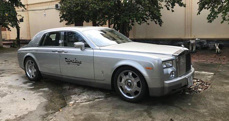 Khải Silk biến mất bí ẩn, rao bán Rolls-Royce Phantom một thời đình đám-1