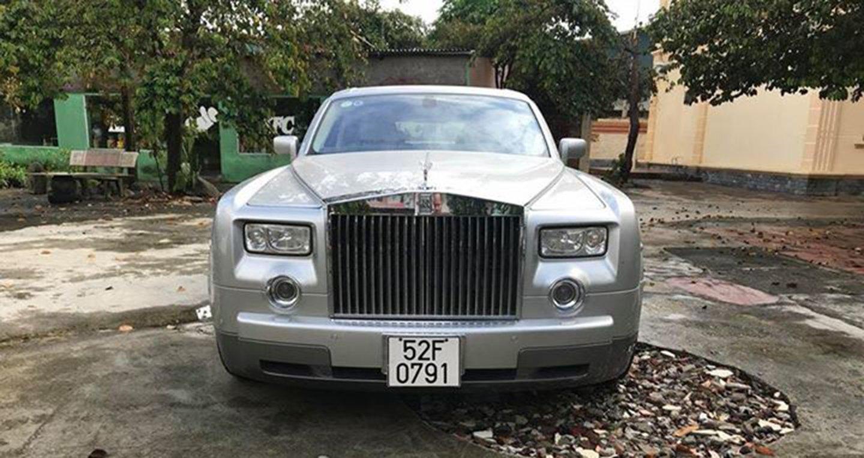 Khải Silk biến mất bí ẩn, rao bán Rolls-Royce Phantom một thời đình đám-2