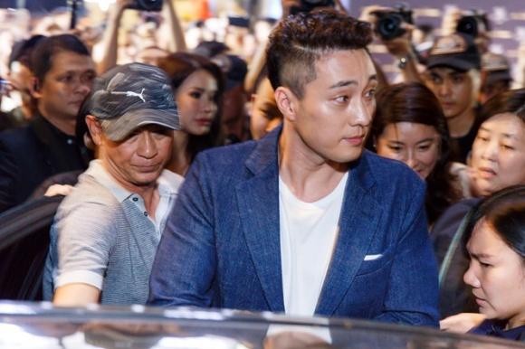 Đời tư kín tiếng của diễn viên Nguyễn Văn Tùng - người kiêm vệ sĩ bảo vệ các ngôi sao nổi tiếng-13