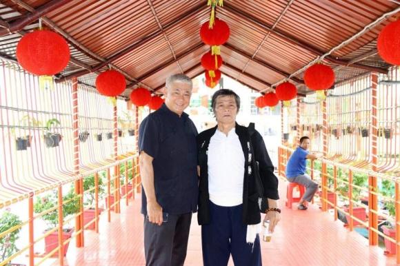 Đời tư kín tiếng của diễn viên Nguyễn Văn Tùng - người kiêm vệ sĩ bảo vệ các ngôi sao nổi tiếng-27