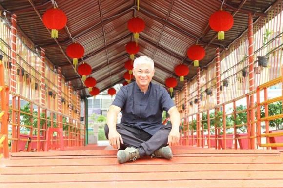 Đời tư kín tiếng của diễn viên Nguyễn Văn Tùng - người kiêm vệ sĩ bảo vệ các ngôi sao nổi tiếng-28