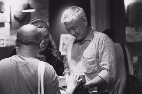 Đời tư kín tiếng của diễn viên Nguyễn Văn Tùng - người kiêm vệ sĩ bảo vệ các ngôi sao nổi tiếng-8