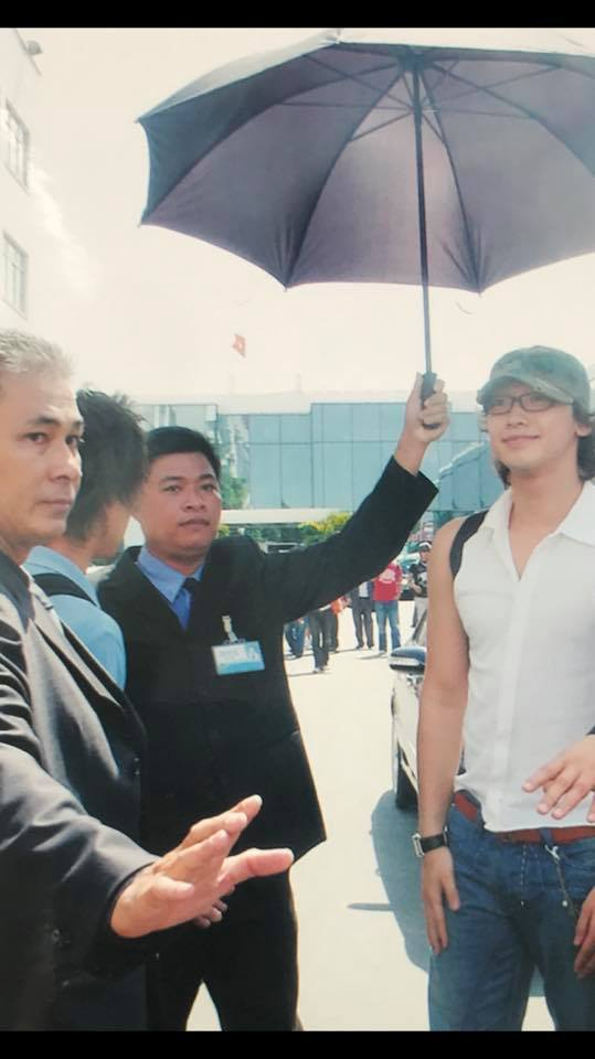 Đời tư kín tiếng của diễn viên Nguyễn Văn Tùng - người kiêm vệ sĩ bảo vệ các ngôi sao nổi tiếng-10
