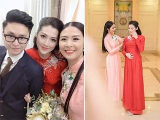 Món quà đặc biệt và tâm thư xúc động Hoa hậu Ngọc Hân gửi Tú Anh ngày đi lấy chồng
