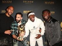 Paul Pogba mang chức vô địch World Cup 2018 đến Mỹ ăn mừng