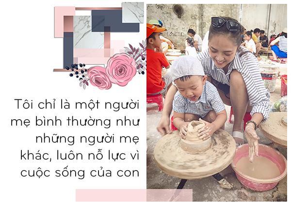 My sói Thu Quỳnh: Không dám nhận mình lột xác thành công sau khi làm mẹ đơn thân-4