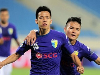 Văn Quyết: Tôi rất may nên được gọi lên U23 Việt Nam