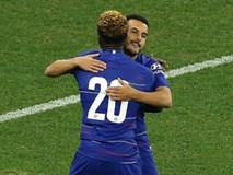 Tân HLV Maurizio Sarri ra mắt Chelsea bằng một chiến thắng