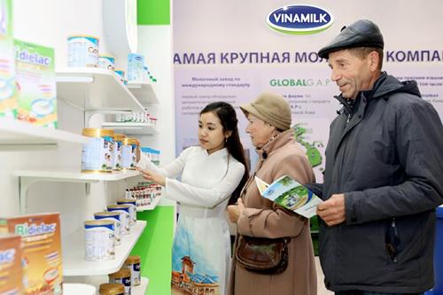 Vinamilk - Doanh nghiệp xuất khẩu uy tín-1