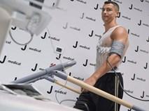 Phát hiện đáng kinh ngạc về cơ thể Ronaldo sau buổi kiểm tra y tế ở Juventus