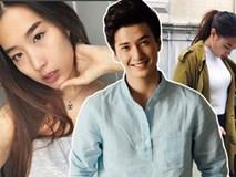 Lần đầu tiên gặp mặt nhau sau thời gian yêu qua mạng, bạn gái Huỳnh Anh 'hạnh phúc muốn khóc'