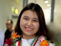 Hải Phòng thưởng 500 triệu đồng cho nữ sinh giành HC Vàng Olympic quốc tế