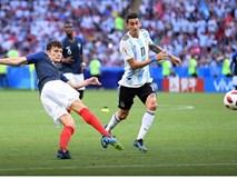 Pavard giành giải bàn thắng đẹp nhất World Cup 2018
