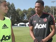 Martial tự ý bỏ Man Utd để về Pháp 'hộ đê'