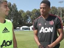 Martial tự ý bỏ Man Utd để về Pháp