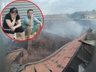 Cháy kinh hoàng chợ Gạo Hưng Yên: 'Mất tiền tỷ, tôi trắng tay rồi!'