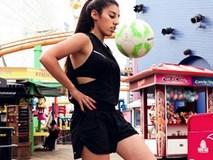 Lisa Zimouche: Cô gái tân bóng điệu nghệ khiến Ronaldinho