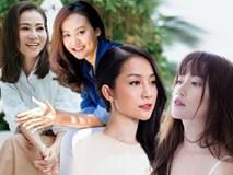 Nhìn ảnh của các mỹ nhân Việt này, ai nghĩ họ cùng tuổi nhau cơ chứ!