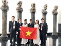 Chuyện về nữ sinh giúp Việt Nam lập 'kỳ tích' tại Olympic Sinh học quốc tế 2018