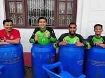 U23 Nepal - đối thủ của U23 Việt Nam còn lo 'cơm áo, gạo tiền'