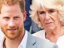 Hoàng tử Harry lần đầu lên tiếng về mẹ kế Camilla: