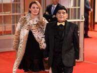 Huyền thoại Maradona lại gây bão sau màn xúc phạm cháu trai