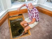 Anh: Người đàn ông suốt 6 năm đào tìm kho báu trong nhà mình