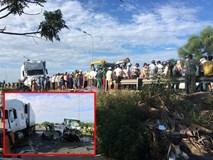 Xe rước dâu va chạm container, 13 người chết: Nhân chứng kể phút chứng kiến cảnh tượng kinh hoàng