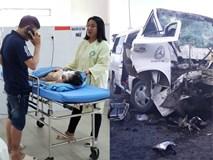 Người thân chú rể bàng hoàng kể lại giây phút xe đón dâu gặp nạn khiến 13 người tử vong