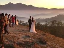 Đột nhập địa điểm chụp ảnh cưới siêu đẹp gây sốt cộng đồng mạng