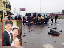 Những vụ tai nạn kinh hoàng khi đi đón dâu, ngày hạnh phúc biến thành đại tang