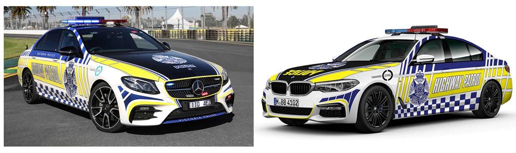 Những chiếc ôtô cảnh sát đẹp hơn xe của dân chơi-12