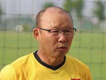 HLV Park Hang Seo làm sẵn hồ sơ tuyệt mật gửi người kế nhiệm