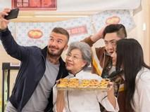 Đóng quảng cáo bánh trứng Macau, David Beckham bị ném đá tới tấp vì nói sai tiếng địa phương