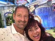 Khoảnh khắc ngọt ngào 'giờ mới lộ' của ca sĩ Ngọc Anh và chồng sắp cưới
