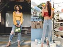 4 mẫu jeans hot nhất hè này hóa ra đều rất quen thuộc và diện mãi mà chẳng hề lỗi mốt