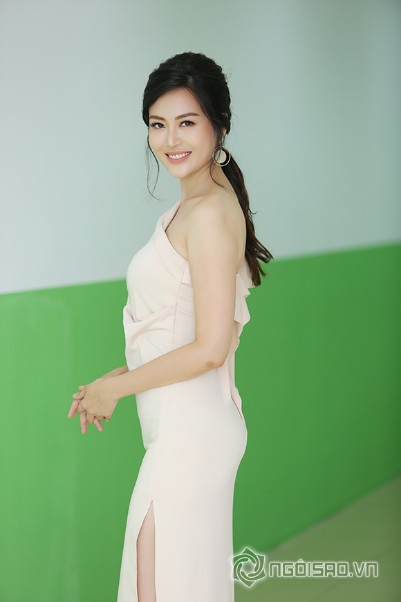 Hoa hậu Thu Thủy: Có rất nhiều người sẵn sàng đổi lấy vương miện bằng mọi giá-2