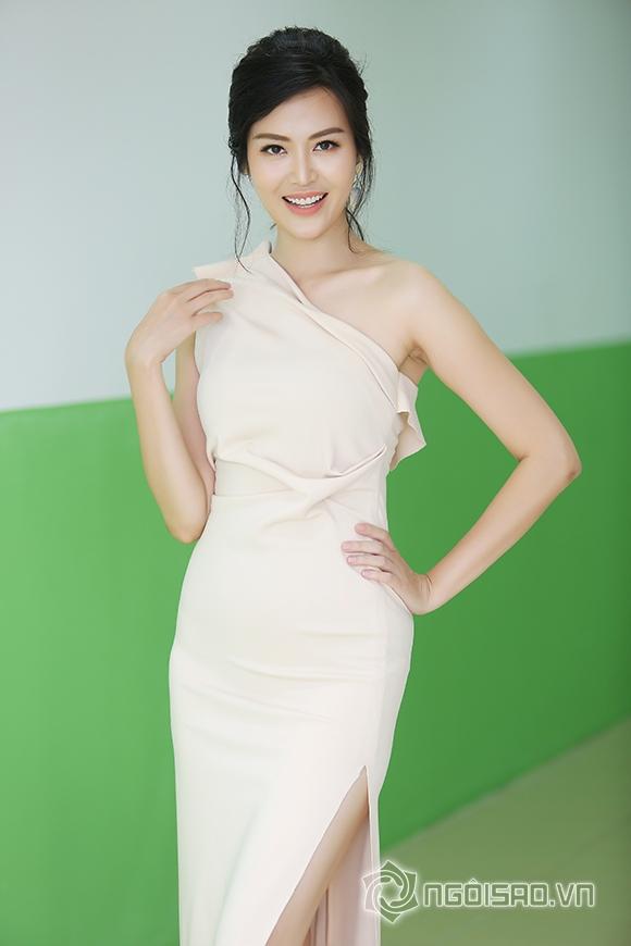 Hoa hậu Thu Thủy: Có rất nhiều người sẵn sàng đổi lấy vương miện bằng mọi giá-1