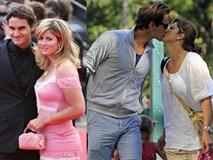 Ngã ngửa tennis: Federer lấy