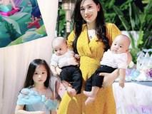 Mẹ sinh đôi Hà Thành chia sẻ 8 bí quyết giúp thu gọn 36cm vòng bụng trong 1 tháng