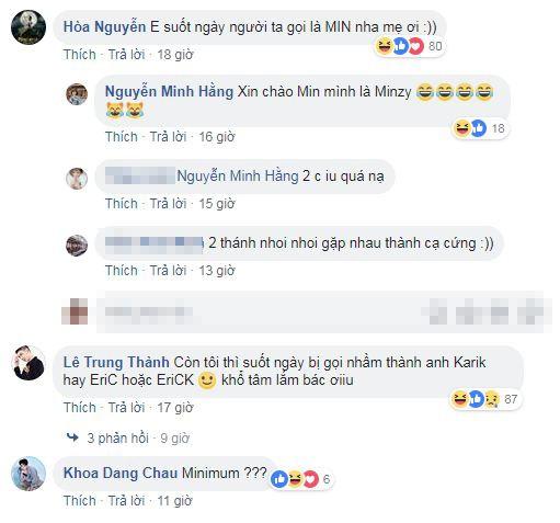 Phản ứng của sao Việt khi bị đụng hàng về nghệ danh: Người muốn đổi tên, kẻ tức giận lên tiếng-3