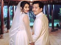 Đại diện nói gì trước tin đồn Nhã Phương sẽ kết hôn với Trường Giang vào tháng 8 Âm lịch tới?