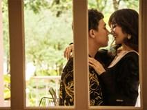 Trấn Thành và Hari Won diện trang phục đẳng cấp, tình tứ hôn nhau trong bộ ảnh mới