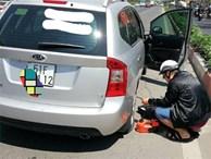 Chuyện về đội cứu hộ chuyên hỗ trợ các tài xế gặp sự cố trên đường