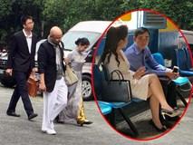 Đặng Lê Nguyên Vũ bất ngờ xuất hiện, đối mặt với vợ tại tòa về vụ ly hôn nghìn tỷ