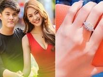 Lâm Vinh Hải tặng Linh Chi nhẫn kim cương hơn 700 triệu đồng làm quà sinh nhật