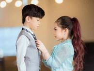 Bộ ảnh 'Thư Ký Kim sao thế' phiên bản nhí dễ thương hết nấc khiến dân tình thả tim ầm ầm