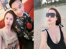 Vợ hai của MC Thành Trung nghỉ việc tiếp viên hàng không, ngày càng xinh đẹp, sang chảnh sau 1 năm kết hôn